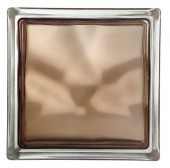 BRILLY Brique de Verre - Bronze - Bronze