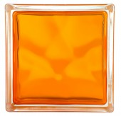 BRILLY Brique de Verre - Orange