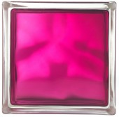 BRILLY Brique de Verre - Ruby - Ruby