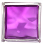 BRILLY Brique de Verre - Violet